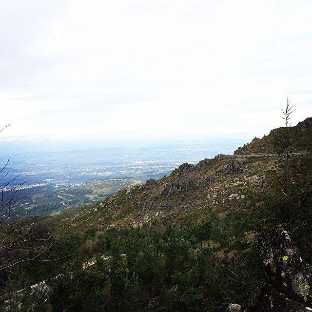 Serra da Estrela in Gouveia
