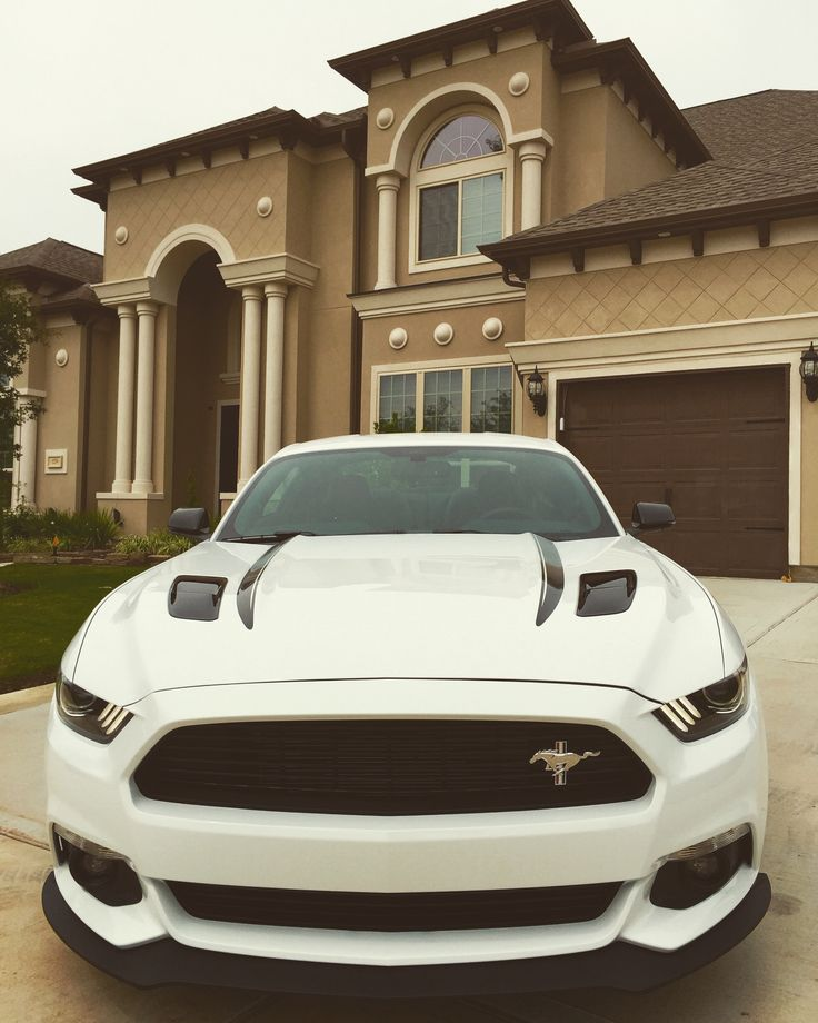 2016 Mustang GT/CS #MadWhips Photo by IG: saif_momin