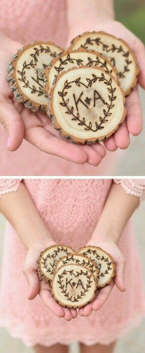 726 best wood disks images on pinterest wood slices for Arts and crafts ideas for couples