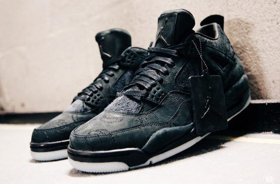 Will The KAWS x Air Jordan 4 Black End Up Releasing On Cyber Monday?