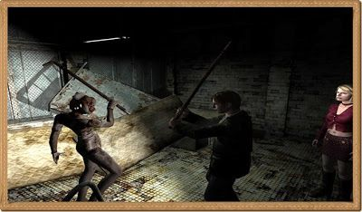 Silent Hill 2 PC Games Gameplay