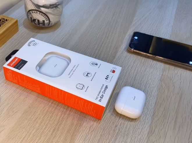 هل سي غنيكـ إصدار جيروم T03 Pro الجديد عن سماعة ايربودز برو Ear Design Electronic Products