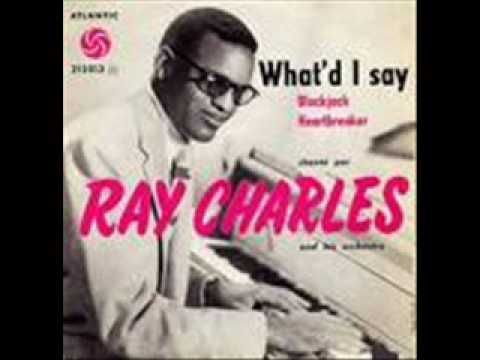 Ray Charles - I Got A Woman 1955 (I like Kanye West's song too!)