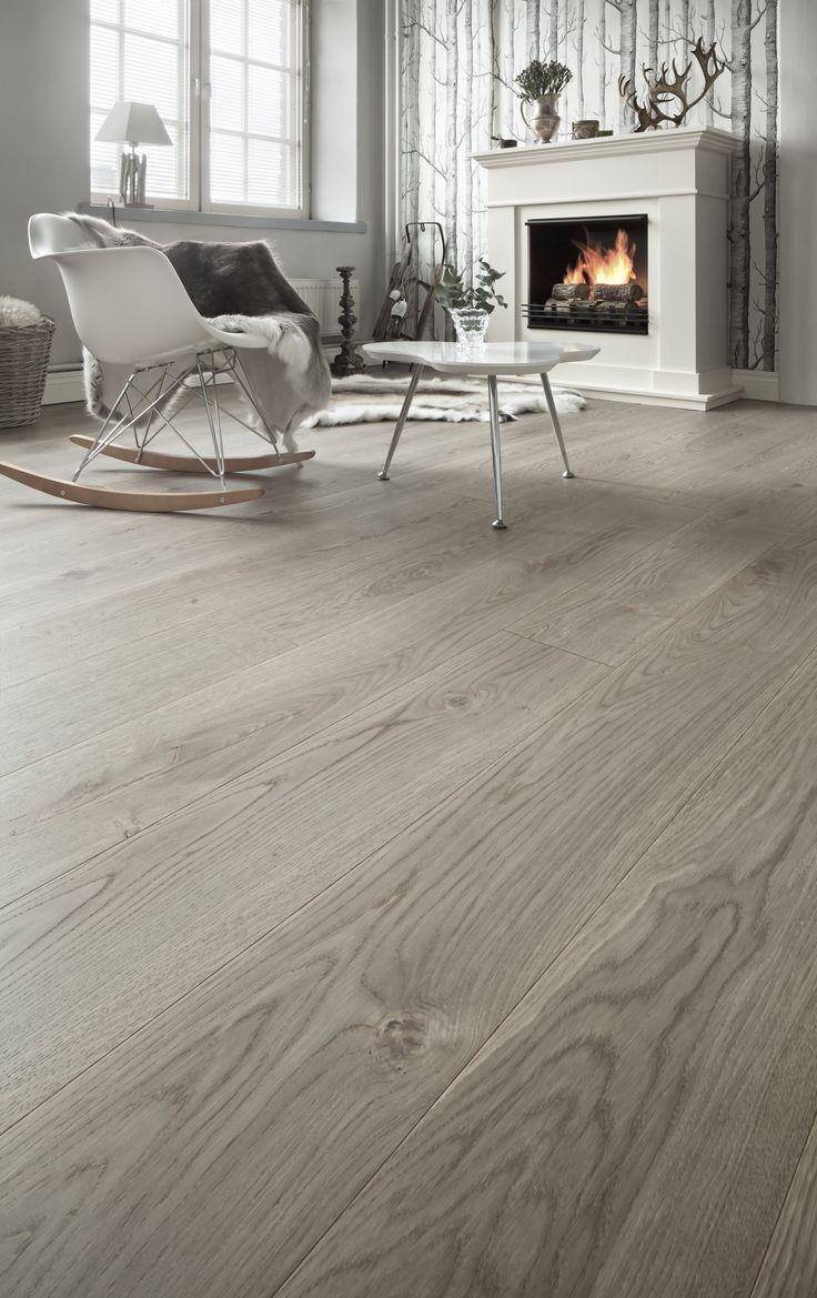 #Timberwise Oak parquet Vintage LEVI is harmonious, lightly grey and stunning.  #Decor #Interiordesign #Home #Mataro #Barcelona www.decorgreen.es