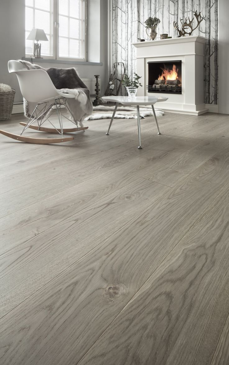 #Timberwise Oak parquet Vintage LEVI is harmonious, lightly grey and stunning.  #Decor #Interiordesign #Home #Mataro #Barcelona www.decorgreen.es