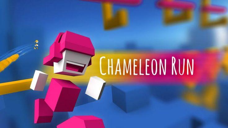App gratuito da semana: Chameleon Run
