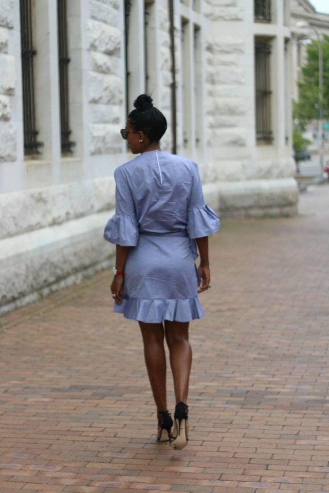 Ruffles w/ McCalls & Simplicity Patterns   Mood Designer Fabrics Sewciety Blog   Bloglovin'