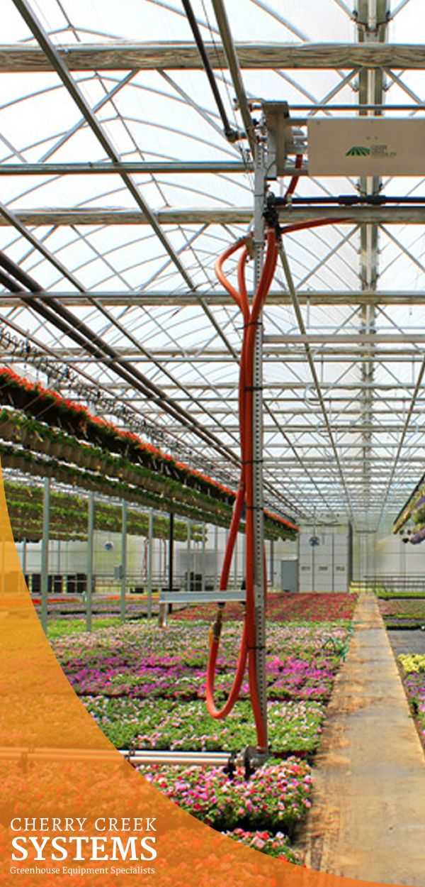 Cherry creek systems provides high quality automated greenhouse irrigation systems to growers worldwide looking to optimize and automate their greenhouse