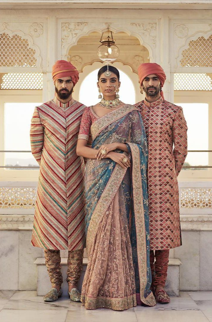 The Udaipur Collection by Sabyasachi Mukherjee | Sheesh Mahal | Spring Couture 2017#indianfashion