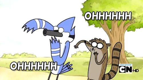 "20 Reasons Your Life Is Just Like ""Regular Show"""