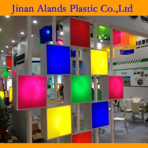 Transparent Color Plexiglass for Sale