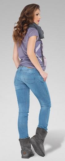 New york jeans, jeansy ciążowe