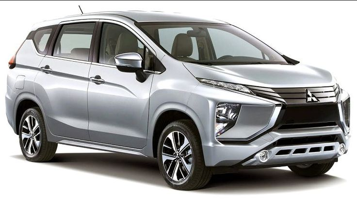 The All-New Mitsubishi Expander Crossover 2018