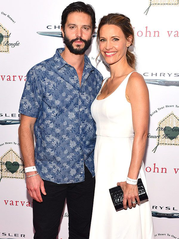 KaDee Strickland Jason Behr at Stuart House Benefit - KaDee Strickland: How Having a Child Strengthened My Marriage