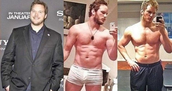 Chris Pratt's 80-pound weight loss was due to a low-carb Paleo style diet and CrossFit workouts.