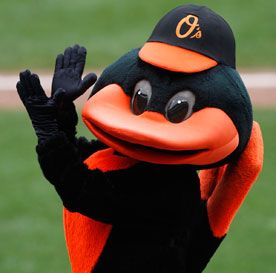 The Oriole Bird | orioles.com: Fan Forum
