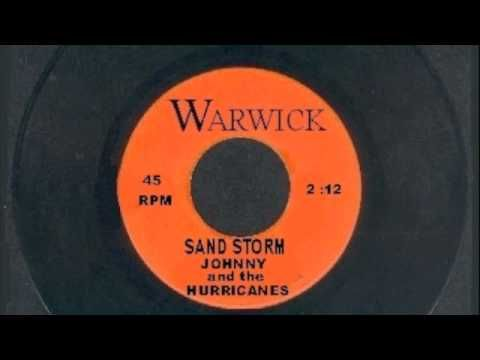 SANDSTORM - JOHNNY AND THE HURRICANES