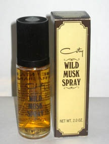 I loved this back in the day, and still love the smell of wild musk