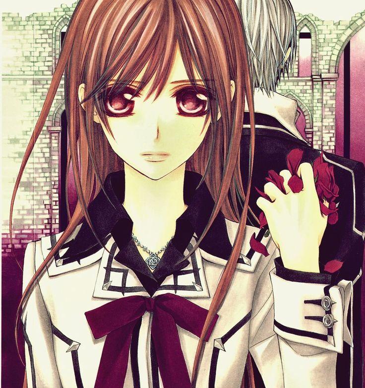 Yuki Kuran NightClass Uniform xD