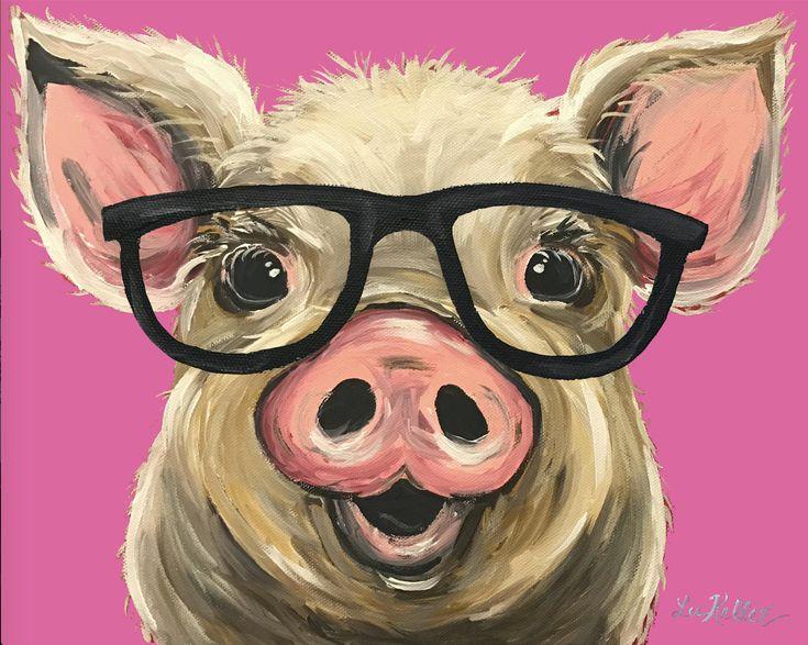Best 25 Pig Art Ideas On Pinterest Pig Illustration
