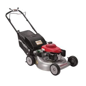 Honda, 21 in. 3-in-1 Variable Speed Self Propelled Gas Mower with Auto Choke, HRR216K9VKA at The Home Depot - Mobile $399