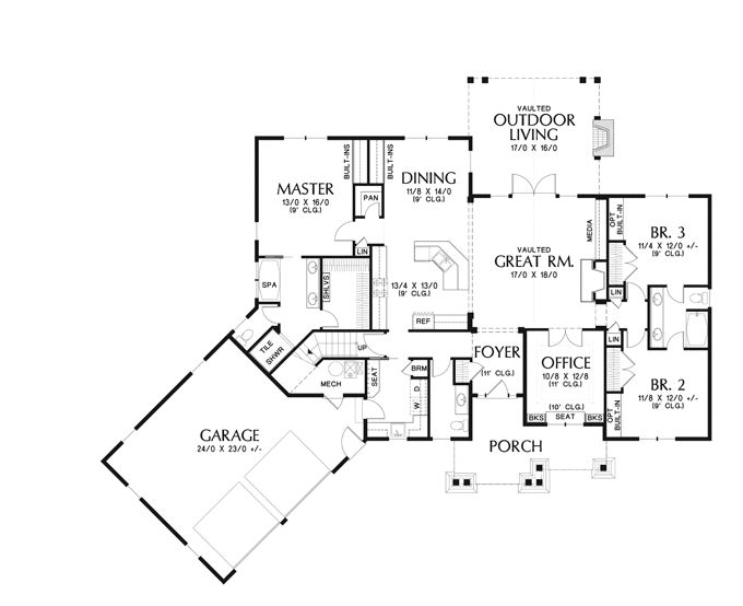 336 best new ideas images on pinterest dream house plans house floor plans and pulte homes