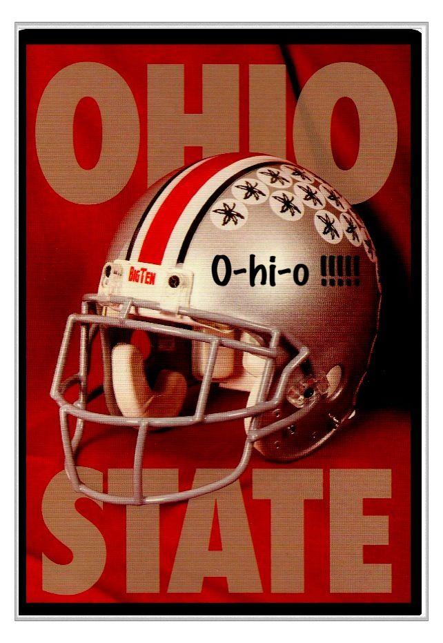 The Ohio State Buckeyes!!!