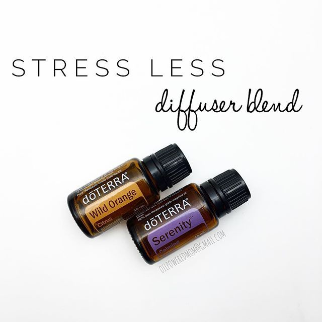 3 drops each Wild Orange and Serenity in a diffuser. Inhale and enjoy!  If you don't have these oils in your home but want to be prepared to deal with everything from boosting immune systems to dealing with stress and moods, check out all my starter kit specials or contact me oilpoweredmom@gmail.com 4065398922 and we will find something perfect for your needs!