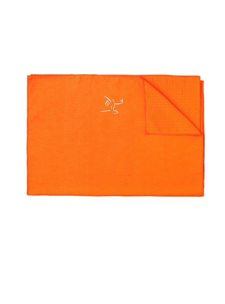 Новинки :: Полотенце для йоги / Оранж