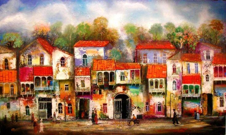 David Martiashvili - Old Tbilisi