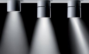 Påbygget LED downlight fra Willy Meyer