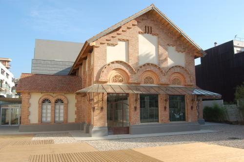 'Museu d'Art de Cerdanyola - Can Domenech'.