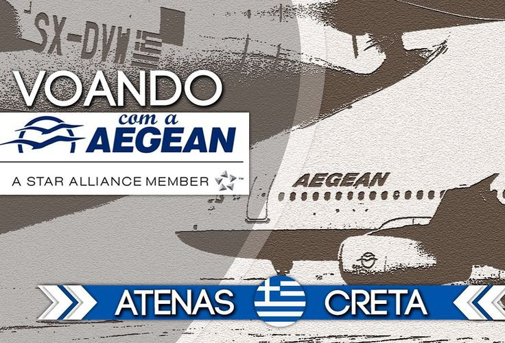 Hoje tem mais review de cia aérea e mais um pouquinho de vlog. Tem aeroporto de Atenas aeroporto de Creta (Heraklio) tem uma amostrinha do próximo hotel... porque a gente quer aproveitar ao máximo as férias né  #grecia #athens #atenas #aeroporto #aegean #creta #crete #heraklion