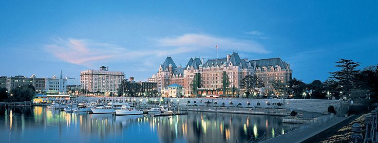 3rd night 50% off at The Fairmont Empress - Click on the image for more information about the destination or contact us at 1-888-700-TRIP.: High Tea, Vancouver Island, Afternoon Tea