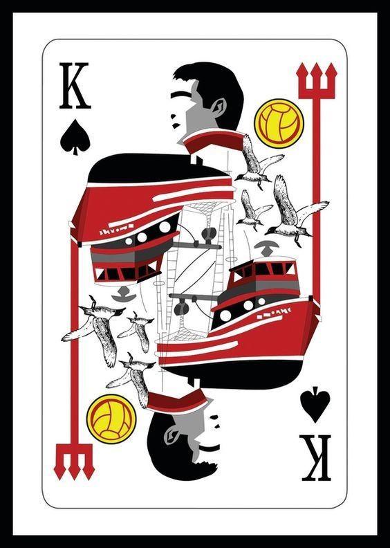 Oto król Eric Cantona • Eric Cantona królem Manchesteru United na pewno, ale czy ogólnie piłki nożnej? • Wejdź i zobacz więcej #manutd #manchesterunited #cantona #football #soccer #sport #sports #pilkanozna #futbol
