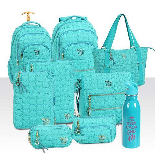 Bolsa Escolar Feminina Da Frozen : Melhores ideias de mochila capricho no