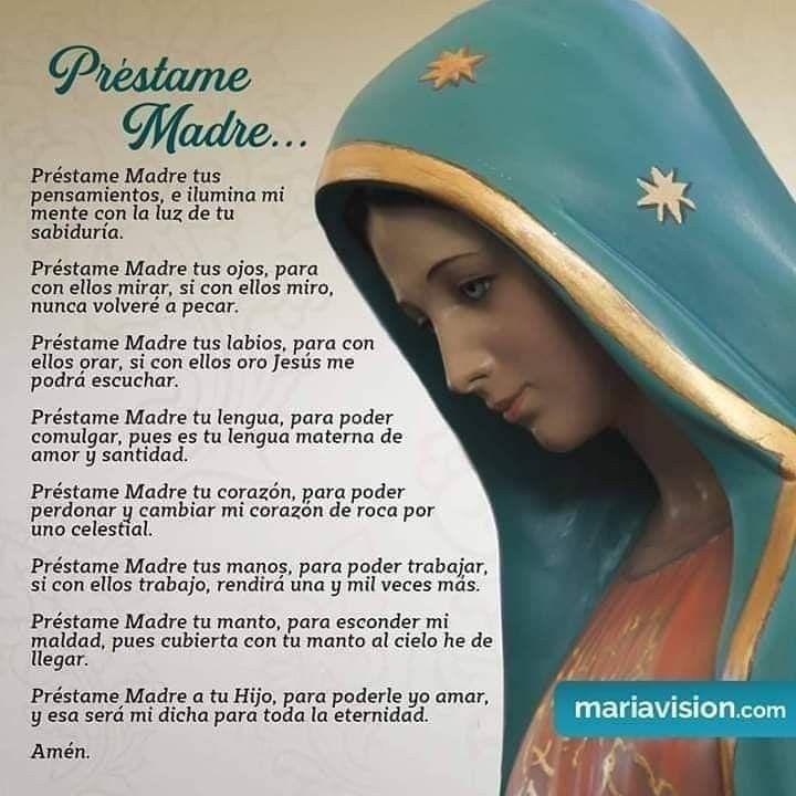 Pin De Ana Avila En Oraciones Religiosas En 2020