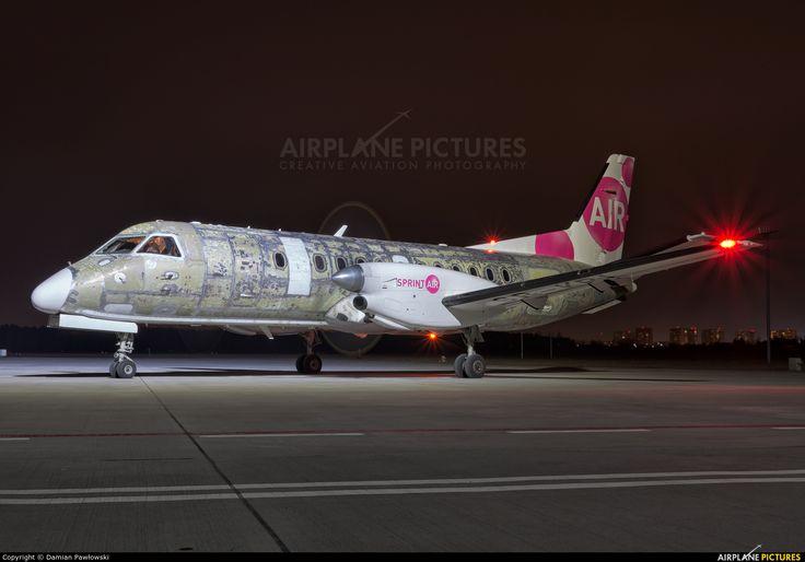 Sprint Air SAAB 340 SP-KPL