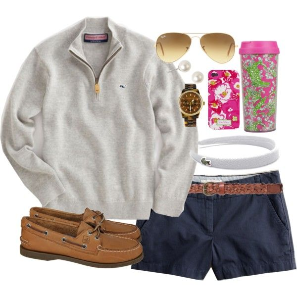 """If It Were Just a Little Colder..."" by classically-preppy on Polyvore"