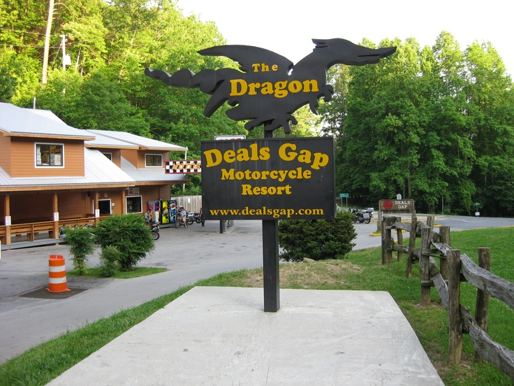 Deals gap dragon tail map