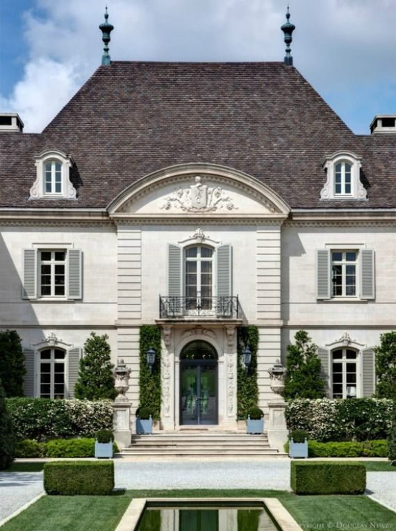 206 best images about house facade exterior french for French country style homes for sale