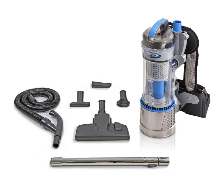 Prolux 2.0 Cordless Bagless Backpack Vacuum with Lithium Ion Battery