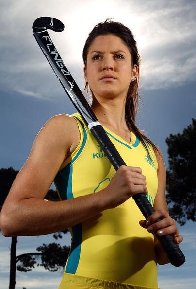 Member of the Australian women's Hockey Team!  Awards Gold Medal Dehli Commonwealth Games 2010  Olympian 2012