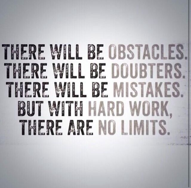 There are no limits! #sports