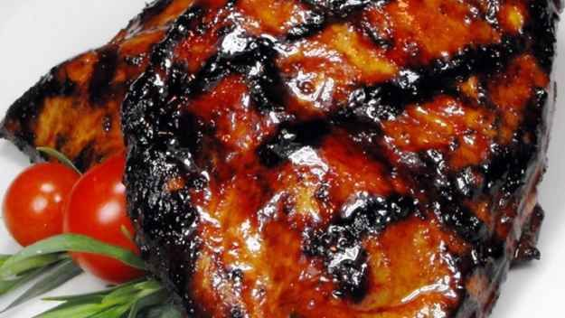 """Original Marinated Grilled Chicken - This delectable marinated chicken recipe is one for the books. This is the basic of all marinated chicken recipes and has a definite """"umf!"""" to it. Take the punch by following the recipe here."""