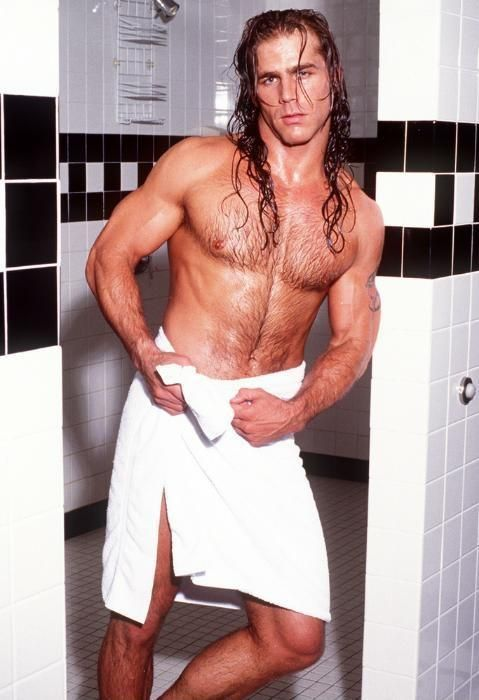 Shawn Michaels (He was my husbando back in the day, haha!)