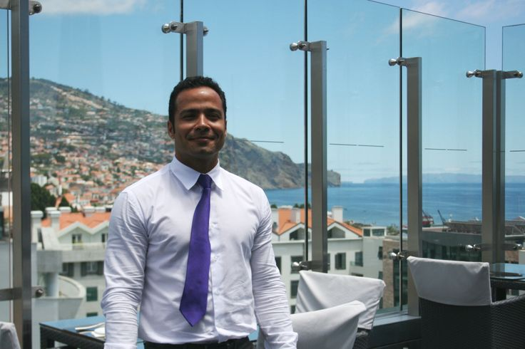 Charles Duailibi is our Guest Relations.