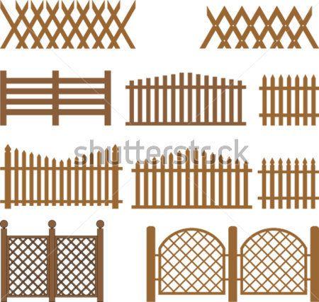 17 mejores ideas sobre barandales de madera en pinterest - Rejas para jardin ...