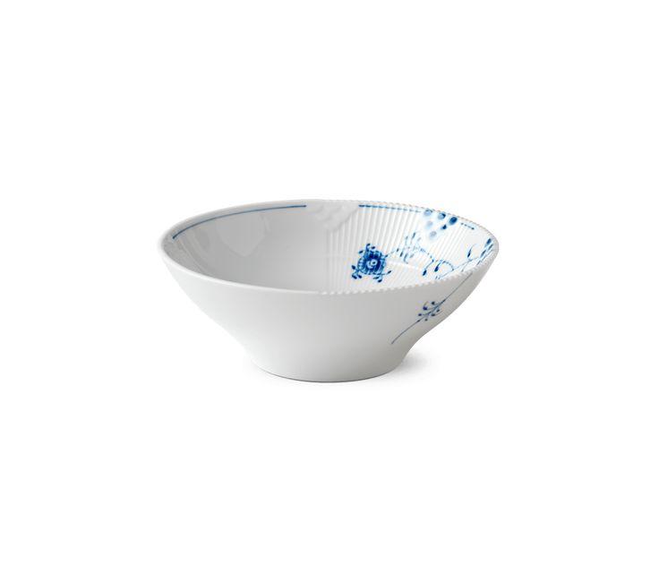 Blå Elements Skål 18 cm