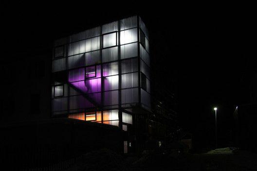 TSN Residential Extension Le Noirmont,Courtesy of Dubail Begert Architectes